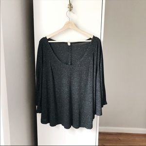 We the Free Free People dolman oversized top 650A
